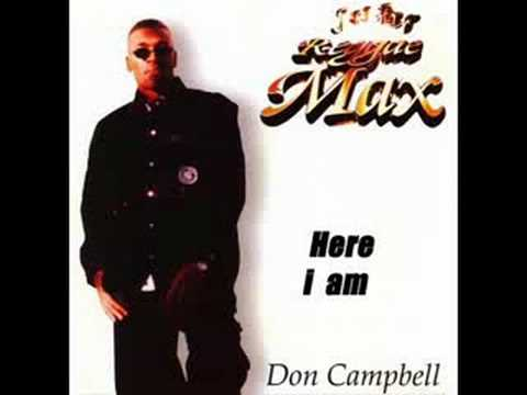 Don Campbell - Here i am