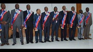 Haiti Palais Legislatif: Les députés de la 50e legislature ont prêtés le serment ce dimanche