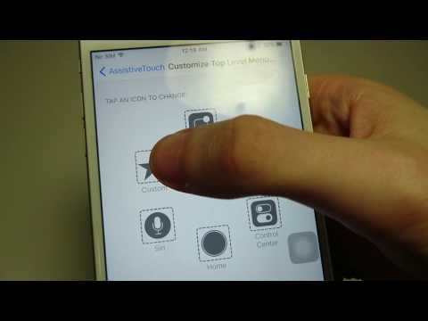 iPhone 7 How to Screenshot TWO Methods