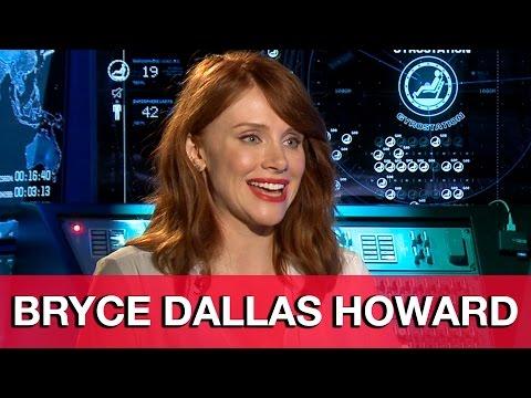 Bryce Dallas Howard Interview - Jurassic World