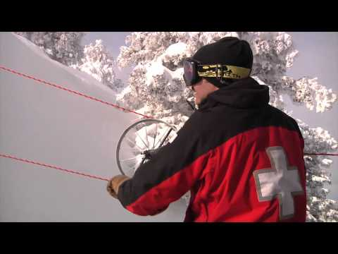 Snowbasin Ski Patrol - A Day In The Life