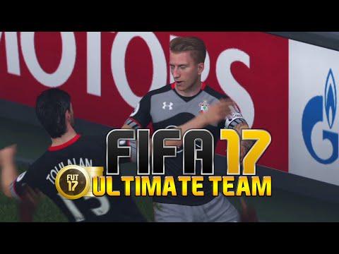 MARCO REUS als Leihgabe | FIFA 17 ULTIMATE TEAM #003 | Let's Play FIFA 17