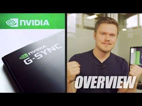 NVIDIA G-SYNC Overview