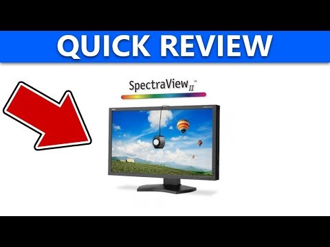 NEC - PA272W-BK-SV Quick Review