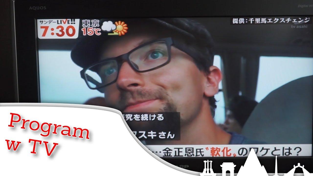 Sankcje gospodarcze w Korei Północnej – Wywiad w japońskiej telewizji