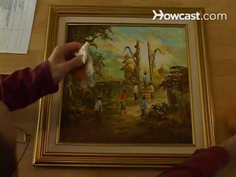 How To Clean Mold Off Canvas Painting