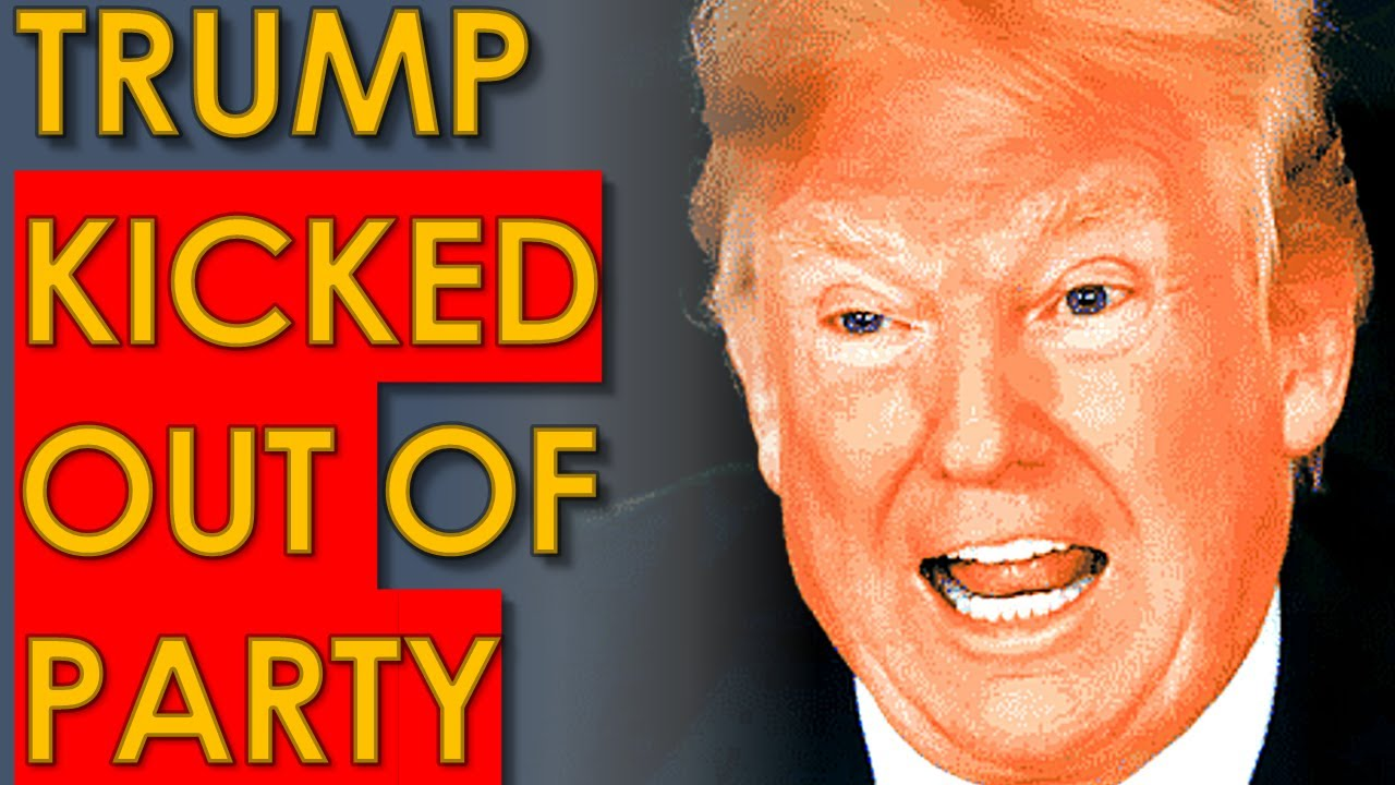 Download Trump KICKED OUT of a Fancy Party