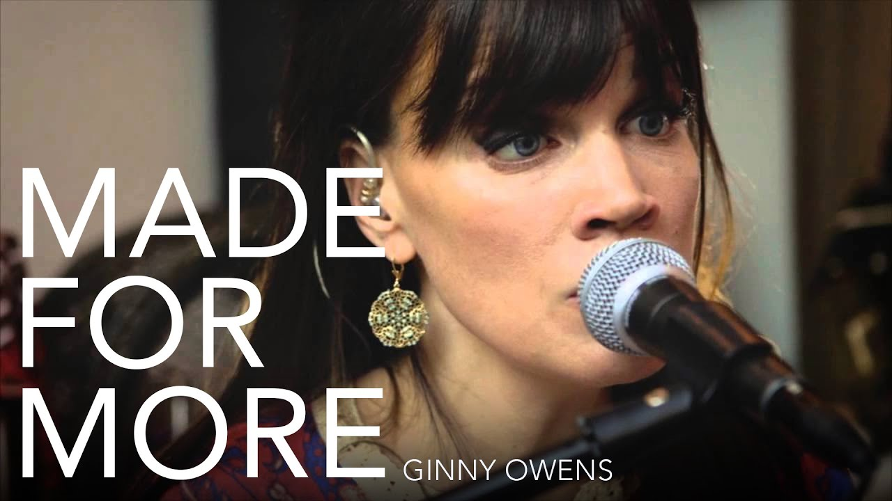 Download Made for More (Live) - Ginny Owens