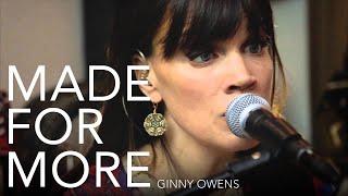Made for More (Live) - Ginny Owens