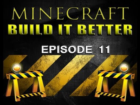 Minecraft Build It Better (Shipyard/Marina Design- Docks and Piers)(EP11)