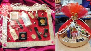 Bridal makeup packing ideas/Beautiful packing ideas for Indian bridal makeup