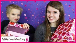 Valentines Lunchbox Switch Up Challenge! / AllAroundAudrey