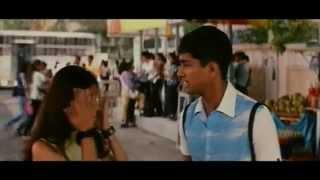 Repeat youtube video Boys Movie Scenes || Siddharth Nude Walk in Traffic to Prove Love Towards Genelia