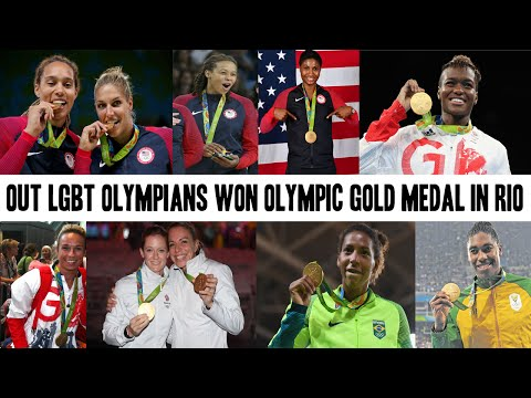 8 Openly LGBT Athletes who won Gold Medals at Rio Olympics 2016