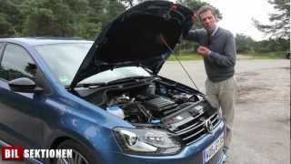 VW Polo BlueGT test - Christian Frost