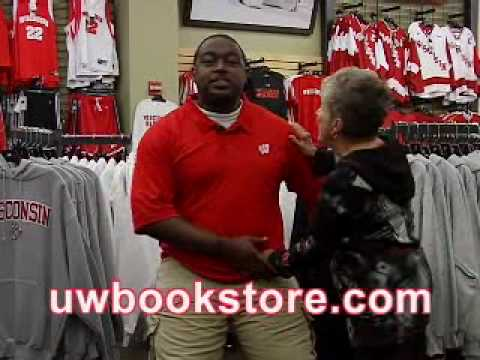 Ron Dayne University Book Store Commercial