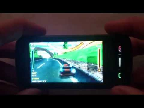 Racing Thunder на Nokia C6-00