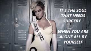 Beyoncé - Pretty Hurts Lyrics