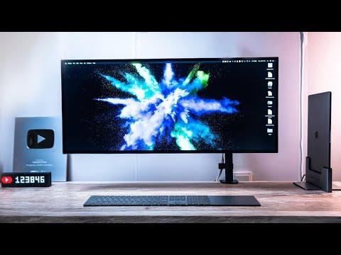 """LG Ultrawide Monitor 34 Inch 5k2k VS LG 49"""" Beast! (FINAL WINNER)"""