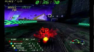 Millennium Racer