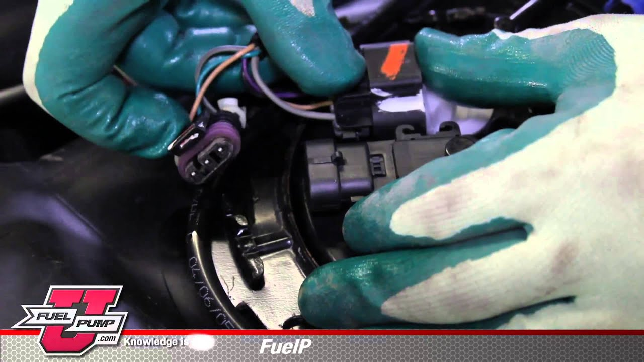 How to Install Fuel Pump E3717M or E3718M in 2005  2007