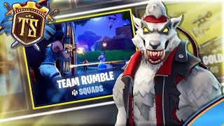 TEAM RUMBLE ER TILBAGE I FORTNITE! - Team Rumble | Dansk Fortnite Battle Royale