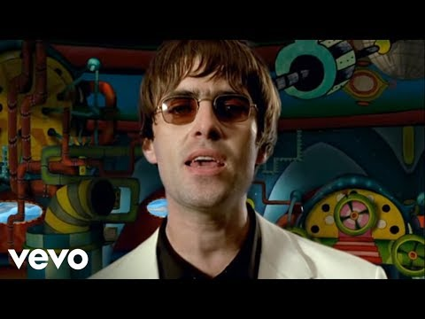 Oasis - All Around The World:歌詞+中文翻譯