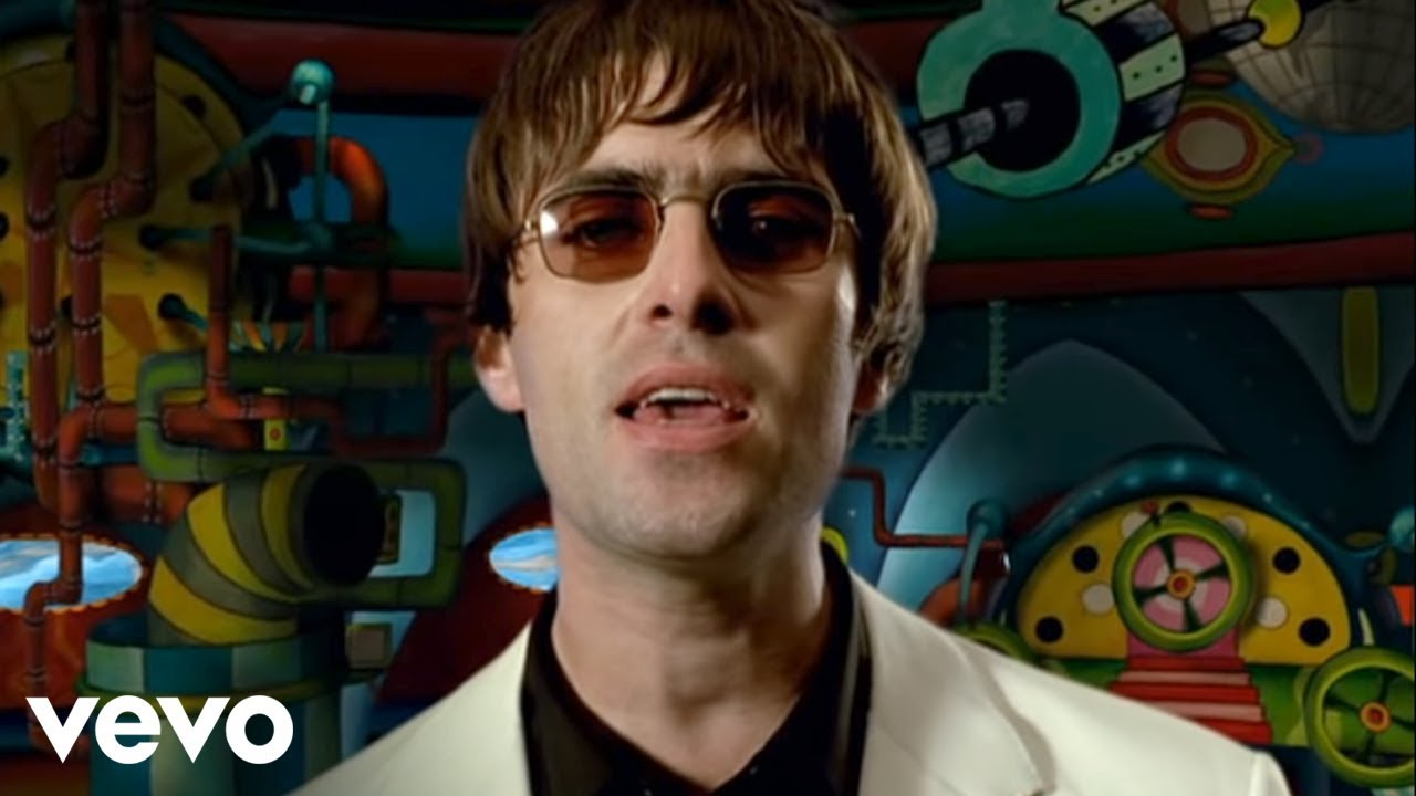 Oasis All Around The World Official Video Youtube