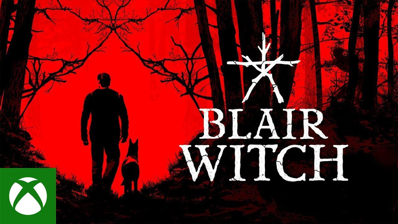 Blair Witch трейлер игры