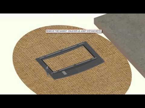 EPI3C Fireplace Glass and Gasket Replacement ...