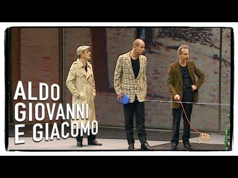 Diablo e il gabbiano Jonathan - Tel chi el telun | Aldo Giovanni e Giacomo