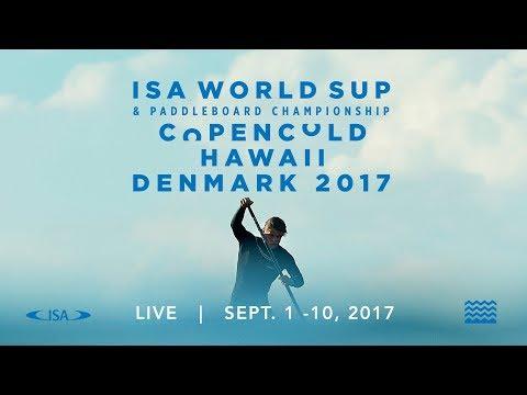 2017 ISA World SUP Paddleboard Championship LIVE -  Day 2 - 9.2.17 - ENGLISH