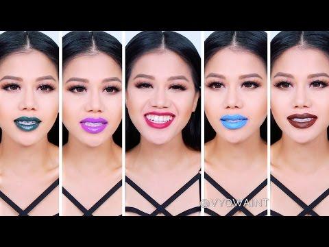 Favorite Lipsticks 💋 Daft Punk - Pentatonix
