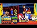 Sonic Mania PC - Chibi Sonic, Tails, & Knuckles Mod! - Mod Madness