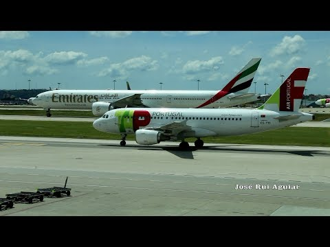 Full Flight TAP Air Portugal Airbus A320 Lisbon to Madeira Airport Surprise at the End