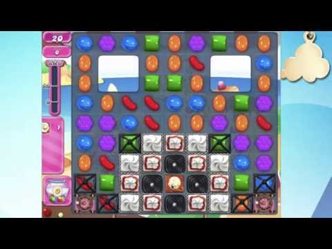 Candy Crush Saga Level 1968  No Booster