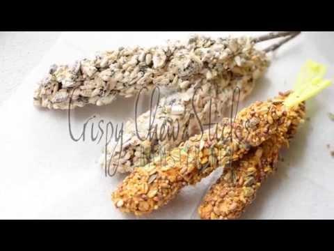 Hamster DIY Crispy Chew Sticks