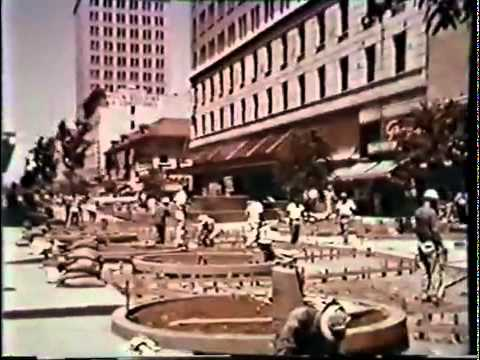 Fresno: A City Reborn - rare 1968 documentary by Victor Gruen Associates