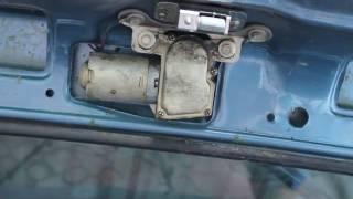 Замена замка крышки багажника ВАЗ2109. Как заменить замок багажника ВАЗ2109?!