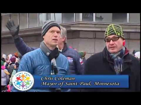 2017 Grande Day Parade - Saint Paul Winter Carnival