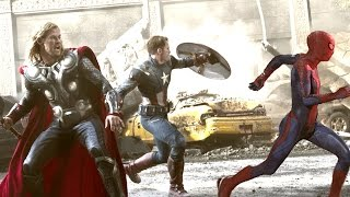 Avengers: Age of Ultron w/ Spider-Man (Fan Made Trailer)
