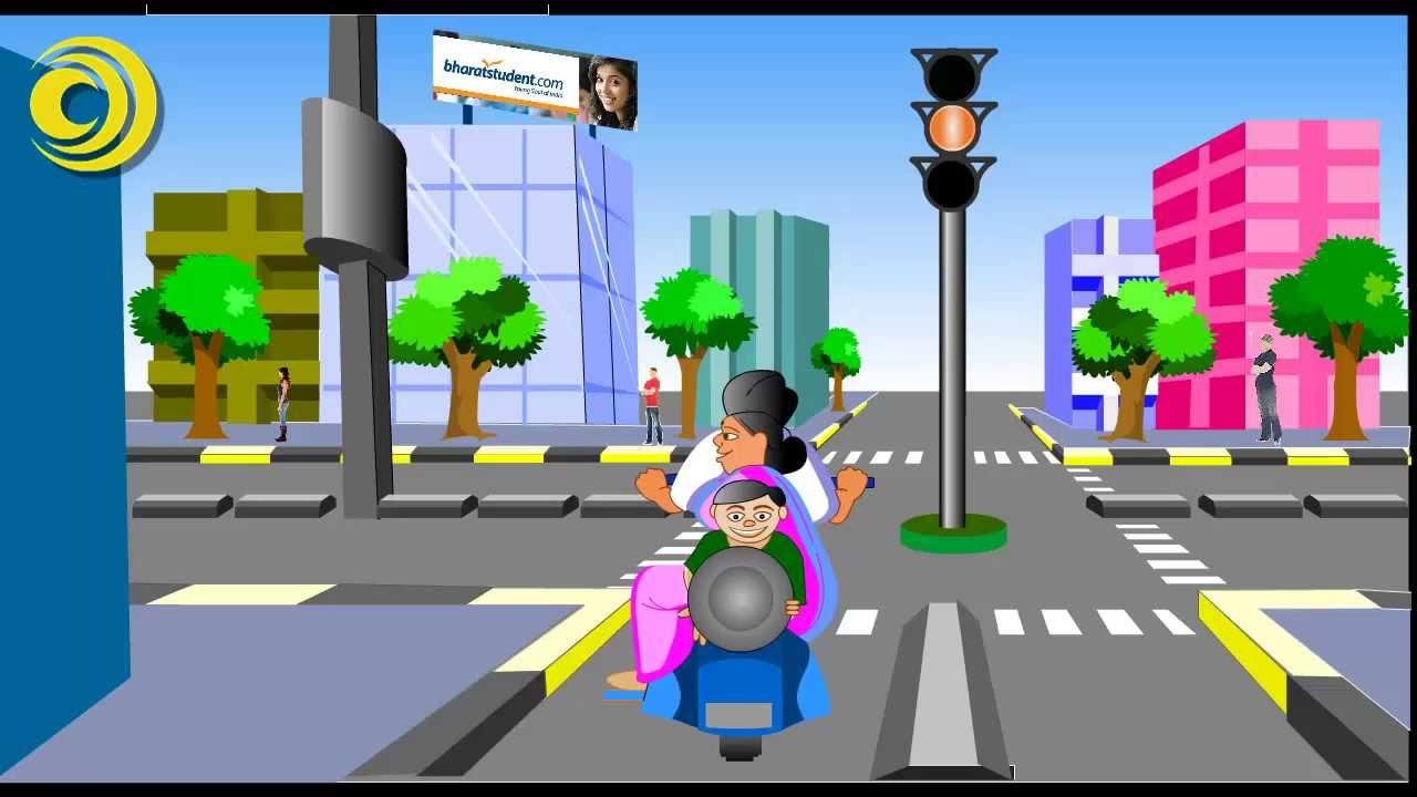 Traffic Signals For Kids Doovi