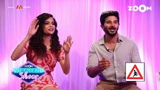 Karwaan | Dulquer Salmaan & Mithila Palkar | Interview & Review | Zoom Weekend Show