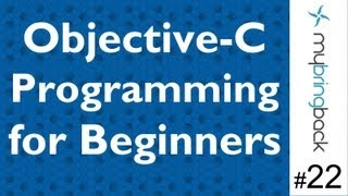 Learn Objective C Tutorial 1.22 Intro to Objects pt2