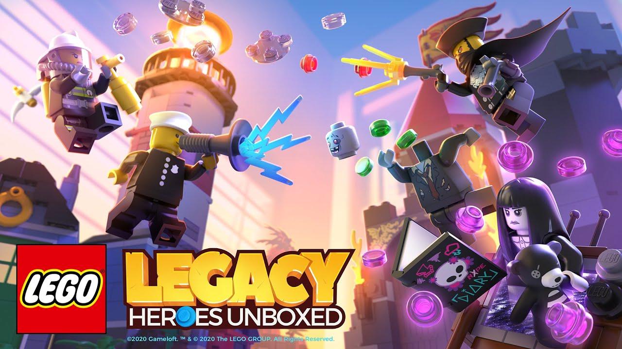 Legacy Spiele