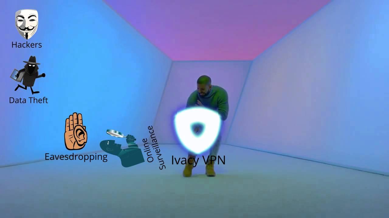 Drake Hotline Bling meme - The Ivacy Style