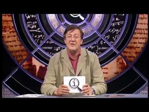QI Series A Episode 5 - Advertising