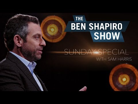 Sunday Special Ep 9: Sam Harris