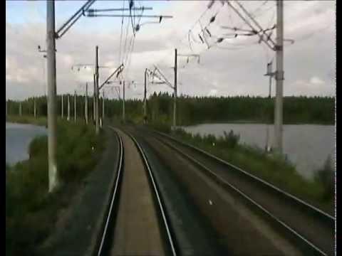 о.п. 704 км - Беломорск - Мягрека (ускоренная версия)