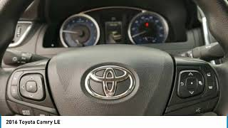 2016 Toyota Camry LE Maplewood, St Paul, Minneapolis, Brooklyn Park, MN P17312